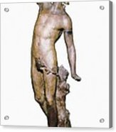 Canova, Antonio 1757-1822. Apollo. End Acrylic Print