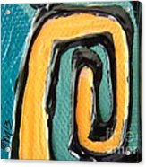 Canvas Snapshot 2 Acrylic Print