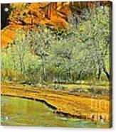 Canyon De Chelly - Spring I Acrylic Print