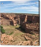 Canyon De Chelly View Acrylic Print