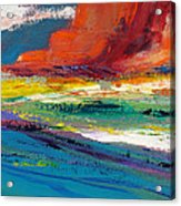 Canyon Dreams 34 Acrylic Print
