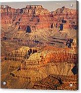 Canyon Grandeur 2 Acrylic Print