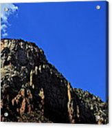 Canyon Junction Acrylic Print