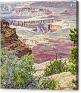 Canyon Lands Acrylic Print