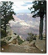 Canyon Side View Acrylic Print