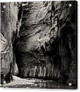 Canyon Trail 3 Acrylic Print