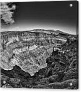 Canyonlands Cliffs Acrylic Print
