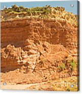 Canyonlands In West Texas Acrylic Print