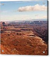 Canyonlands Acrylic Print
