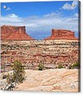 Canyonlands Utah Landscape Acrylic Print