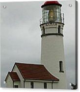 Cape Blanco Lighthouse  1 B Acrylic Print