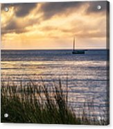 Cape Cod Bay Square Acrylic Print
