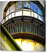 Cape D Lantern Tower Vertical Acrylic Print