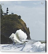 Cape Disappointment 2 B Acrylic Print