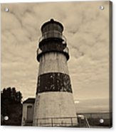 Cape Disappointment Lighthouse 2 Acrylic Print