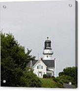 Cape Elizabeth Light I Acrylic Print