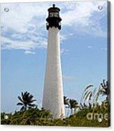 Cape Forida Acrylic Print