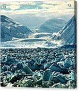Cape Hallett Ross Sea Antarctica Acrylic Print