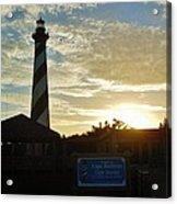 Cape Hatteras Lighthouse 1 11/05 Acrylic Print