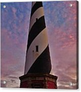 Cape Hatteras Lighthouse 4 11/05 Acrylic Print