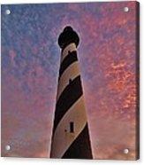 Cape Hatteras Lighthouse 5 11/05 Acrylic Print