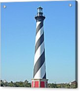 Cape Hatteras Lighthouse - Outer Banks Nc Acrylic Print