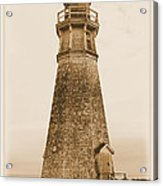 Cape Jourimain Lighthouse Acrylic Print