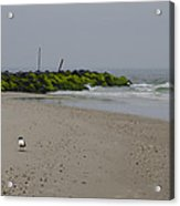 Cape May Beach Acrylic Print