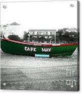 Cape May Fusion Acrylic Print