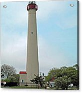 Cape May Lighthouse One Acrylic Print