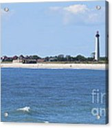 Cape May Point  Acrylic Print