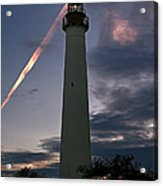 Cape May Sunset Acrylic Print
