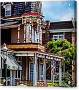 Cape May Victorian Acrylic Print