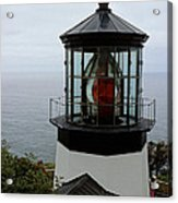 Cape Meares Light Acrylic Print