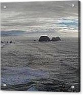 Cape Mears Storms Acrylic Print