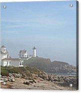 Cape Neddick Lighthouse IIi Acrylic Print