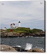 Cape Neddick - Nubble Lighthouse Acrylic Print
