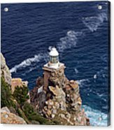 Cape Of Good Hope Lighthouse Acrylic Print