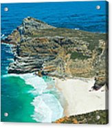 Cape Of Good Hope-south Africa Acrylic Print