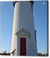 Cape Poge Lighthouse Acrylic Print