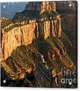 Cape Royal Towers Acrylic Print