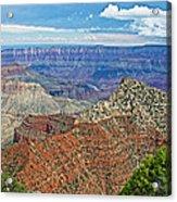 Cape Royal Two On North Rim Of Grand Canyon-arizona Acrylic Print