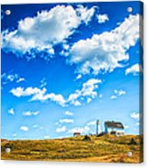 Cape Spear National Historic Park Acrylic Print