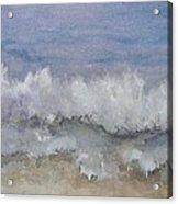 Cape Winds Wave Acrylic Print