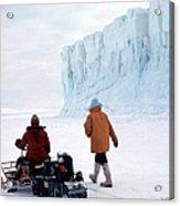 Capeevans-antarctica-g.punt-2 Acrylic Print