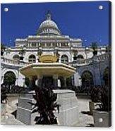 Capitol Fountain Acrylic Print