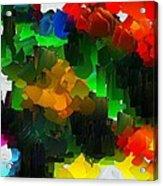 Capixart Abstract 109 Acrylic Print by Chris Axford