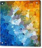 Capixart Abstract 110 Acrylic Print