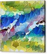 Capixart Abstract 115 Acrylic Print by Chris Axford