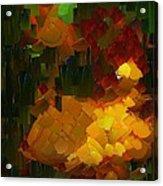 Capixart Abstract 76 Acrylic Print by Chris Axford
